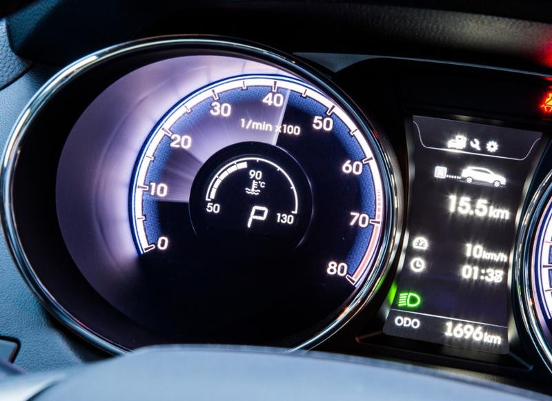 Hyundai ix35 2013 - reviews, technical data, prices