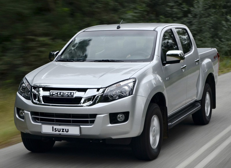 isuzu d max 2012 reviews technical data prices. Black Bedroom Furniture Sets. Home Design Ideas