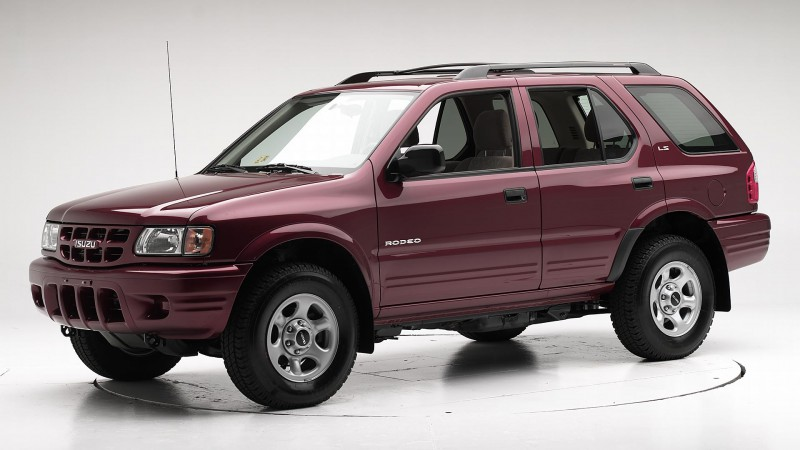 Isuzu Rodeo 1998 - 2004 technical data, prices