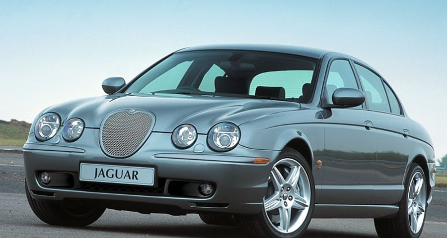 Jaguar S Type 2002 Photo Image