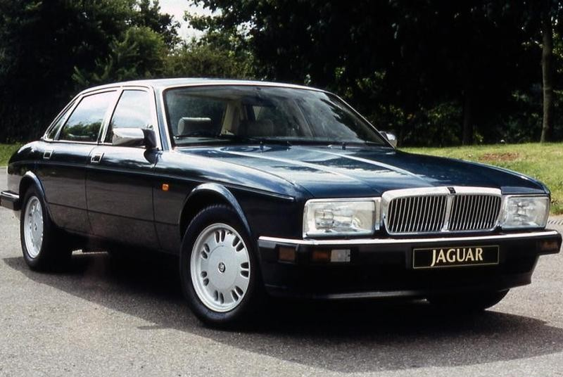 Exceptional Jaguar XJ6 1986 Foto Attēls