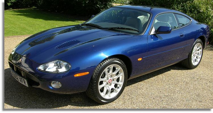Merveilleux Jaguar XKR Coupe Photo Image 3