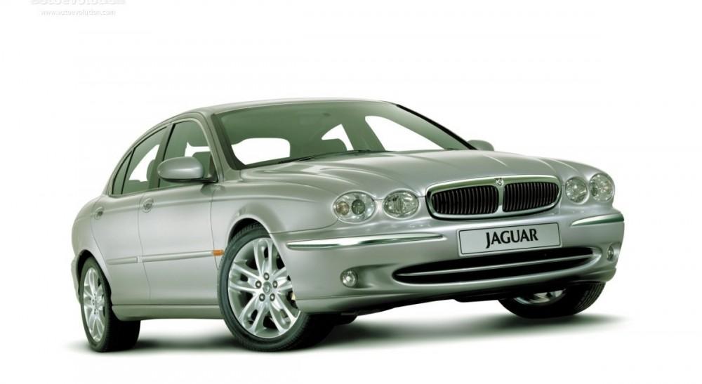 Jaguar X Type 2001 Photo Image