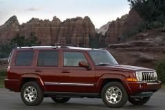 Jeep Commander foto attēls 14