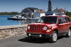 Jeep Patriot foto attēls 10