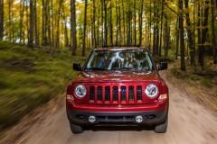 Jeep Patriot foto attēls 12