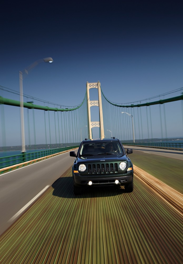 Jeep Patriot reviews reviews, technical data, prices