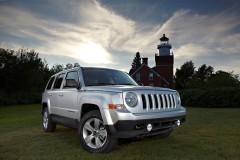 Jeep Patriot foto attēls 15