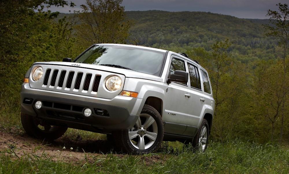 Jeep Patriot 2007 foto attēls