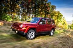 Jeep Patriot foto attēls 7