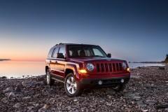 Jeep Patriot foto attēls 4