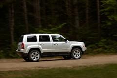 Jeep Patriot foto attēls 3