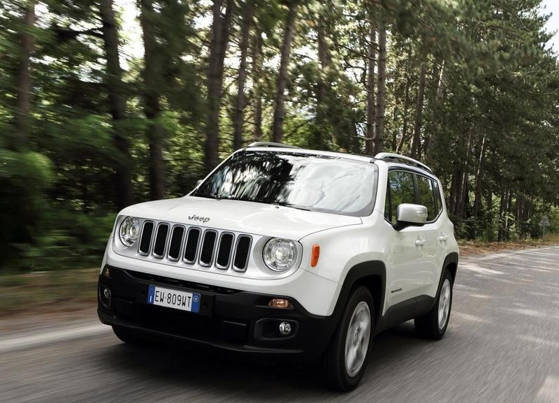 jeep renegade reviews technical data prices. Black Bedroom Furniture Sets. Home Design Ideas