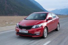 Kia RIO sedan photo image 12