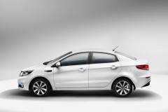 Kia RIO sedan photo image 15