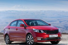 Kia RIO sedan photo image 1