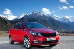 Kia RIO sedan photo image 7