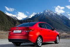 Kia RIO sedan photo image 3