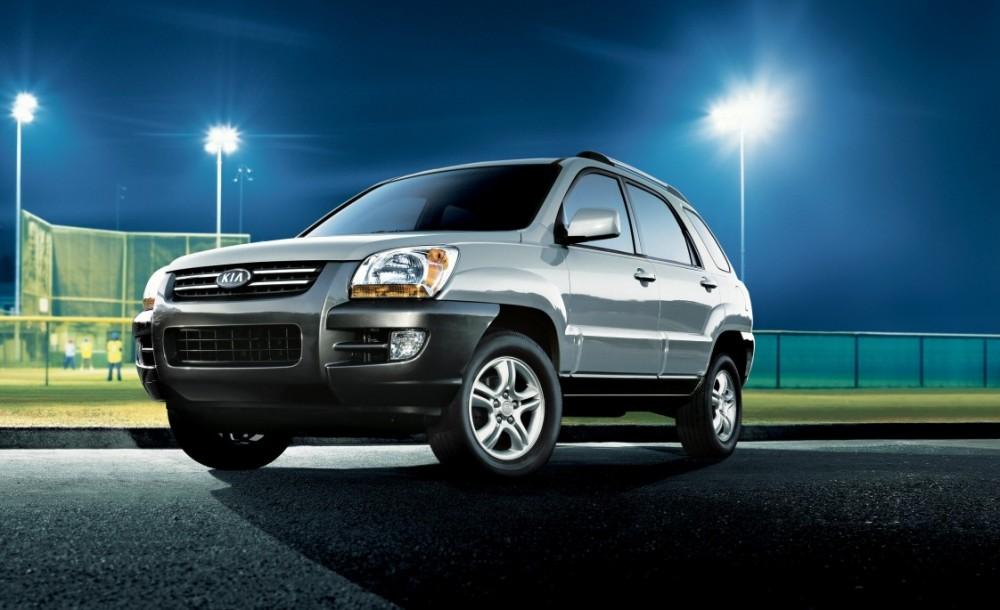 Kia Sportage 2004 Photo Image