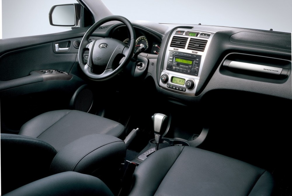 kia sportage 2008 2010 opiniones datos t cnicos precios. Black Bedroom Furniture Sets. Home Design Ideas