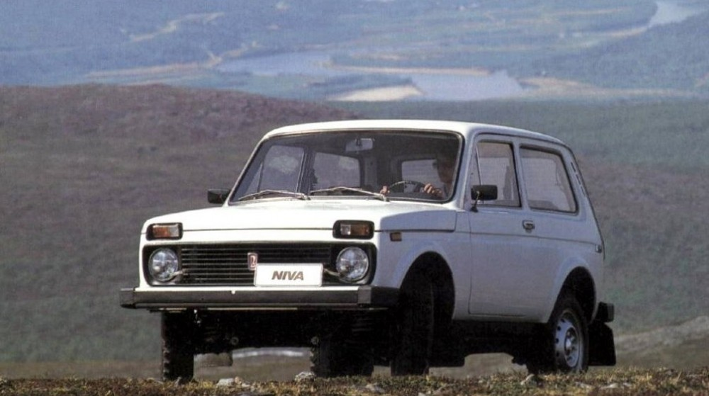 Lada NIVA (2121) 1977 photo image