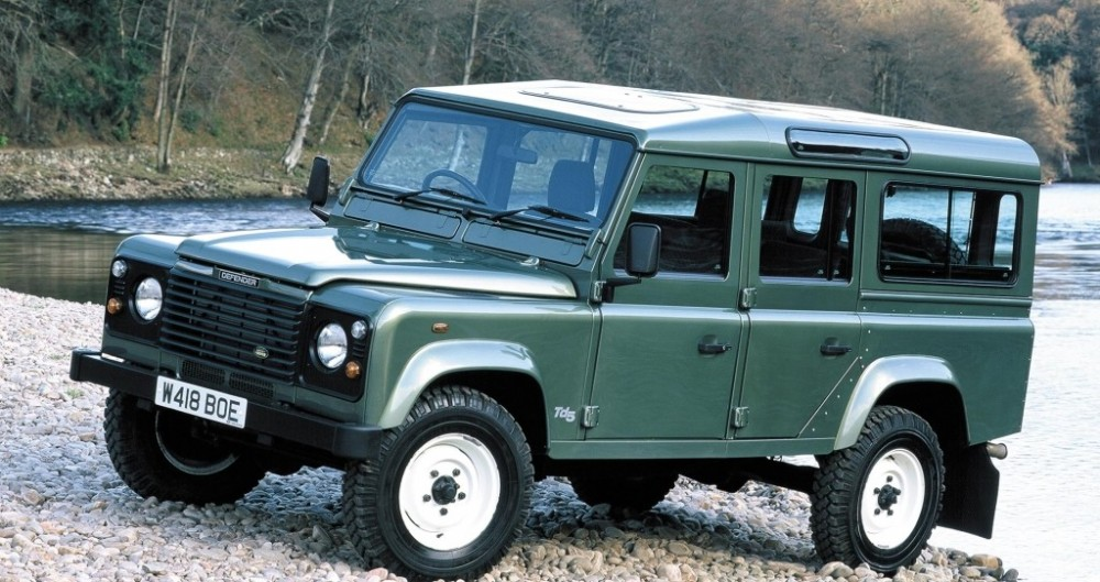 Land Rover Defender 1991 2002 Reviews Technical Data