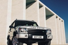 Land Rover Discovery foto attēls 6