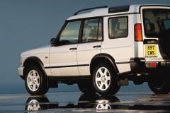 Land Rover Discovery foto attēls 3