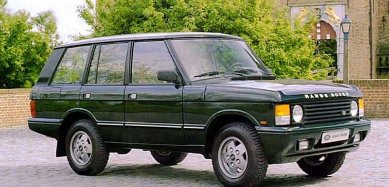 land rover range rover 1988 - 1995 reviews, technical data, prices