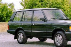 Land Rover Range Rover foto 1