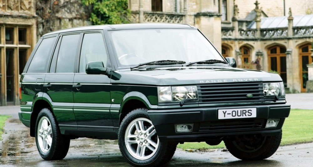 Land Rover Range Rover 1994 - 2002 reviews, technical data, prices