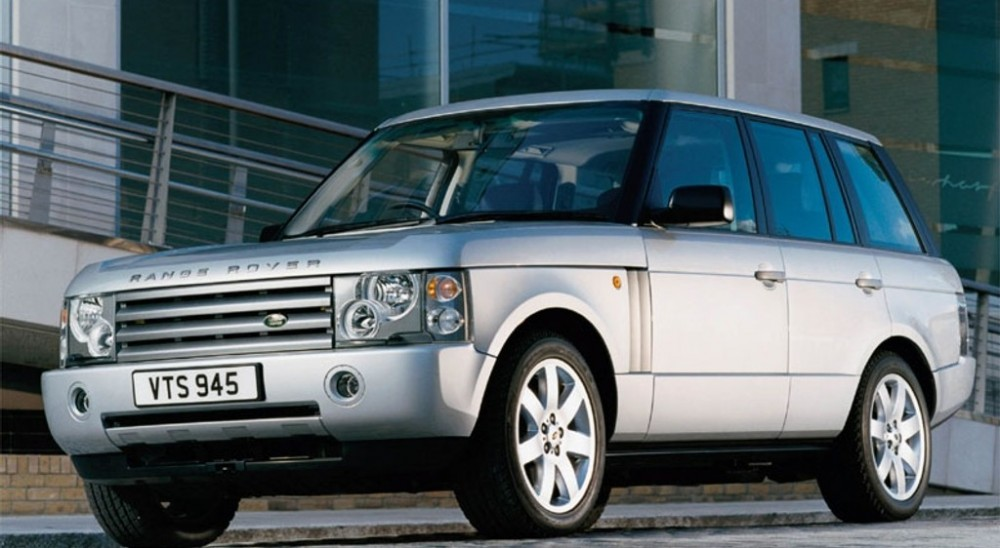 Land Rover Range Rover 2002 foto attēls