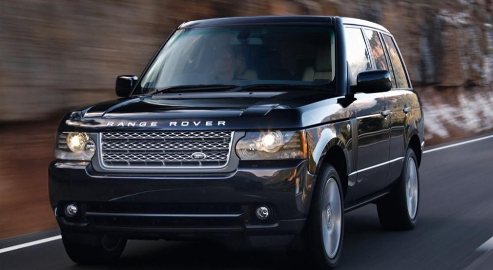 Land Rover Range Rover 2009 foto attēls