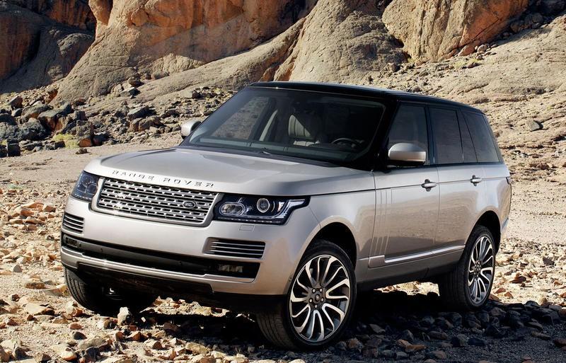 Land Rover Range Rover 2013 foto attēls