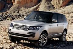 Land Rover Range Rover foto attēls 20
