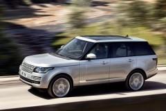 Land Rover Range Rover foto attēls 15