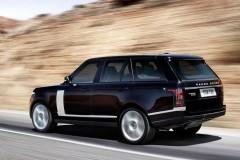 Land Rover Range Rover foto attēls 14