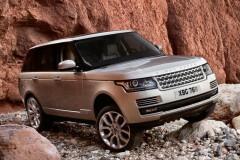 Land Rover Range Rover foto attēls 12