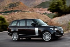 Land Rover Range Rover foto attēls 8