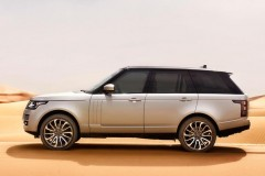 Land Rover Range Rover foto attēls 11