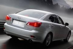Lexus IS sedana foto attēls 2