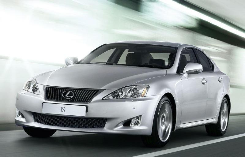 Lexus IS 2009 foto attēls
