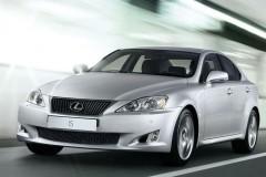 Lexus IS sedana foto attēls 3