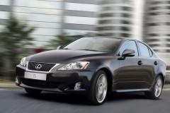 Lexus IS sedana foto attēls 4