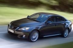 Lexus IS sedana foto attēls 5