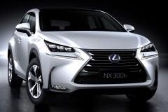 Lexus NX foto attēls 20