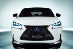 Lexus NX foto attēls 15