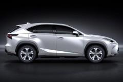 Lexus NX foto attēls 13
