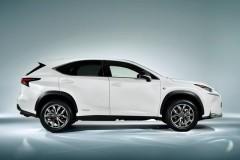 Lexus NX foto attēls 5