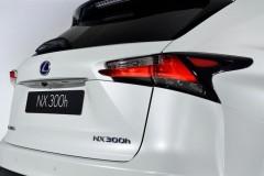 Lexus NX foto attēls 8